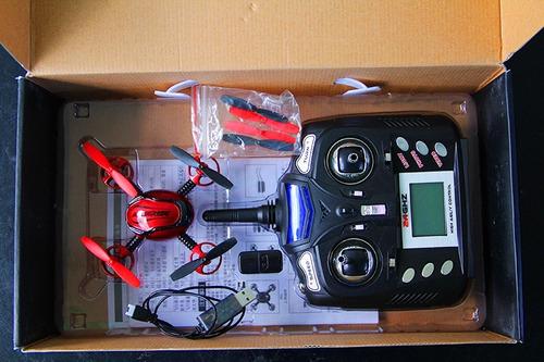 drone dron 1392 qr-12