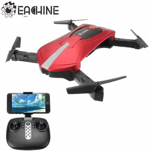 drone eachine e52 camara wifi 100 metros + control  mando