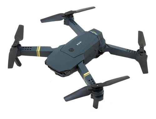drone eachine e58 con cámara hd black