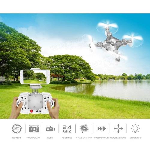 drone fq11 plegable lo ultimo video camara wifi fpv fotos