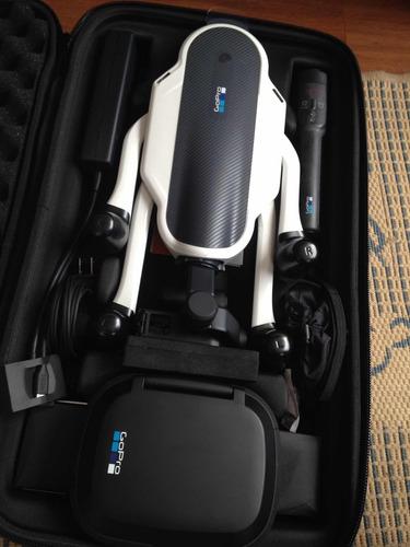 drone gopro karma con arnés para cámaras gopro hero