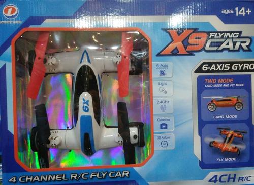 drone helicoptero carro batería recargable