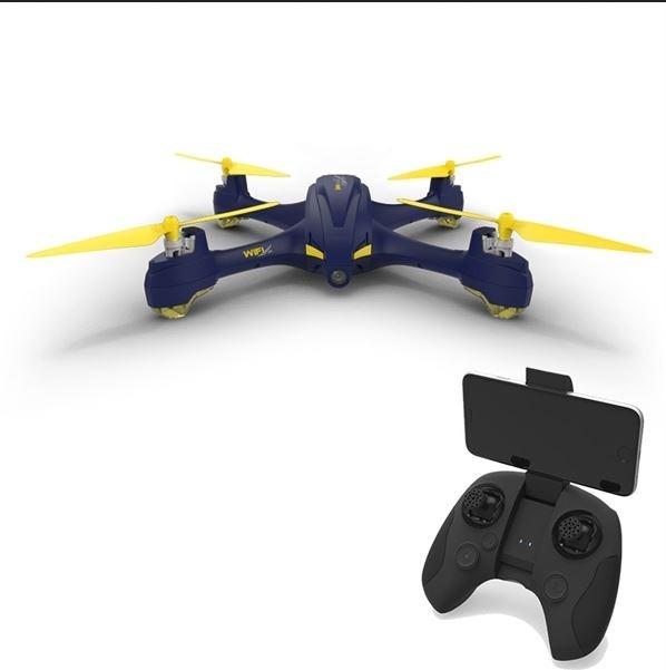 b174612dd38 Drone Hubsan H507a Gps H502s Com Controle + Bateria Extra - R$ 799 ...
