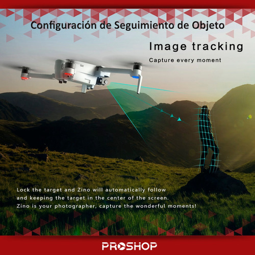 drone hubsan zino h117s gps camara uhd 4k fpv profesional 5g