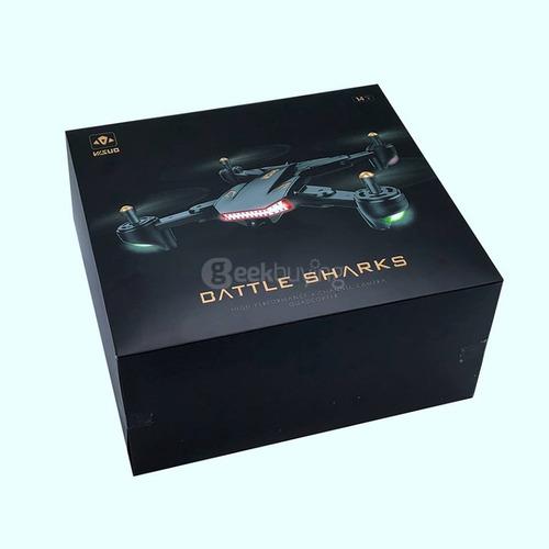 drone ishark xs809s 20 minutos de vuelo cámara 720p hd