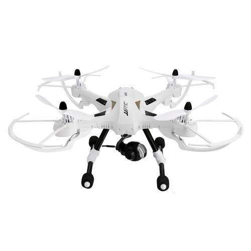 drone jjrc h26w cámara motorizada hd fpv y auto-retorno