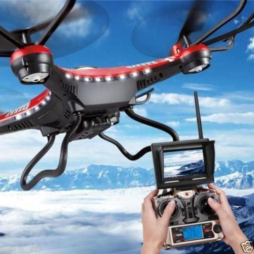 drone jjrc h8dh 5.8g fpv rc quadcopter dron camara 2 mp