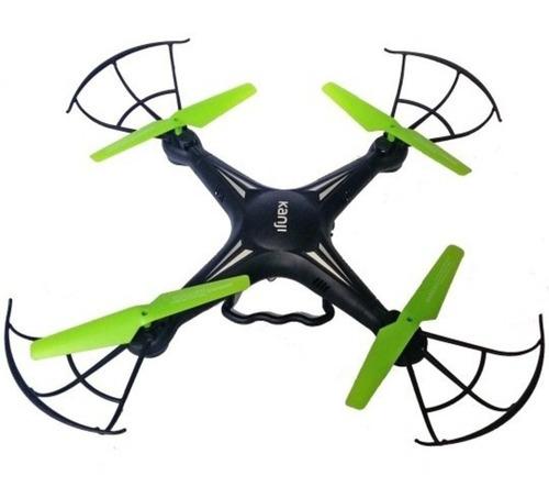 drone kanji kaze 60mts cámara 720p control de mando