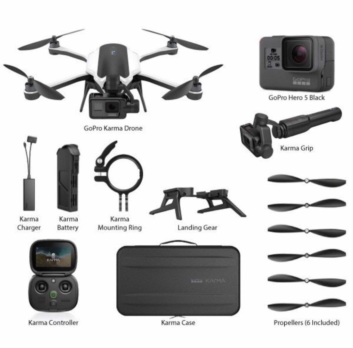 Mochila Drone Karma GoPro