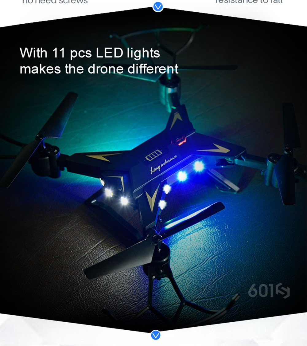 151c97bb70930 Drone Ky601s Fly 20 Minutos Camera Ao Vivo X Visuo Xs809hw - R  600 ...