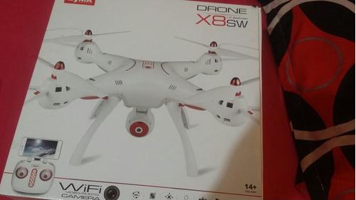 drone moderno syma 8xsw  camara wifi