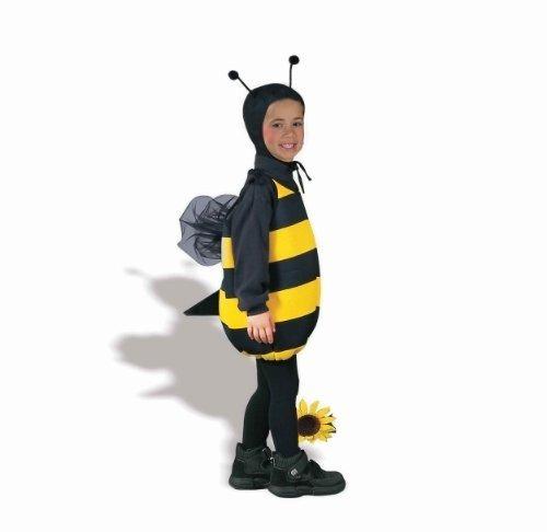 drone niño traje de la abeja de miel, niño
