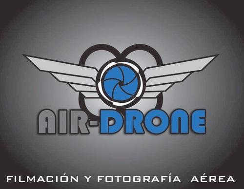 drone para fotografía y filmación aérea 4k y full hd