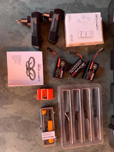 drone parrot ar drone 2.0 c acessórios - sem caixa original