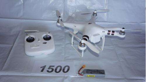 drone phantom 1 revisado, completo regulado voando