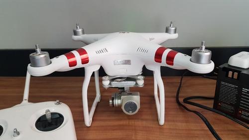 drone phantom 3 standard dji + acessórios