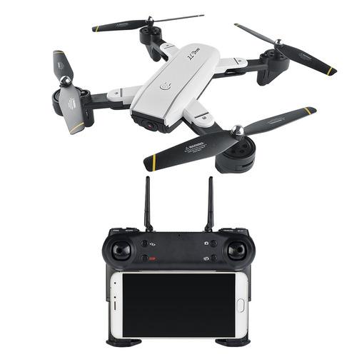 drone plegable sg700 720p con camara wifi