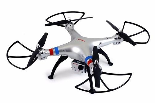 drone quadcoptero syma x8g  camara hd 8 mpx estilo gopro