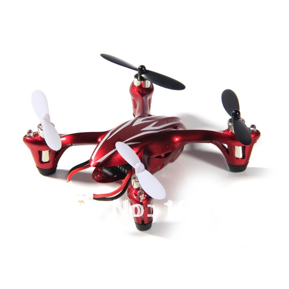 Drone Quadricoptero Hubsan X4 H107c V2 C Camera 4ch 2
