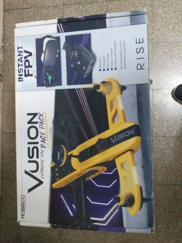 drone rise vusion 250 racer