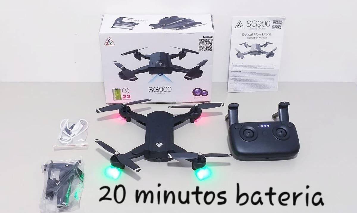 Drone Sg 900 F136 2 Baterias Câmera Hd Imagem Fpv Original