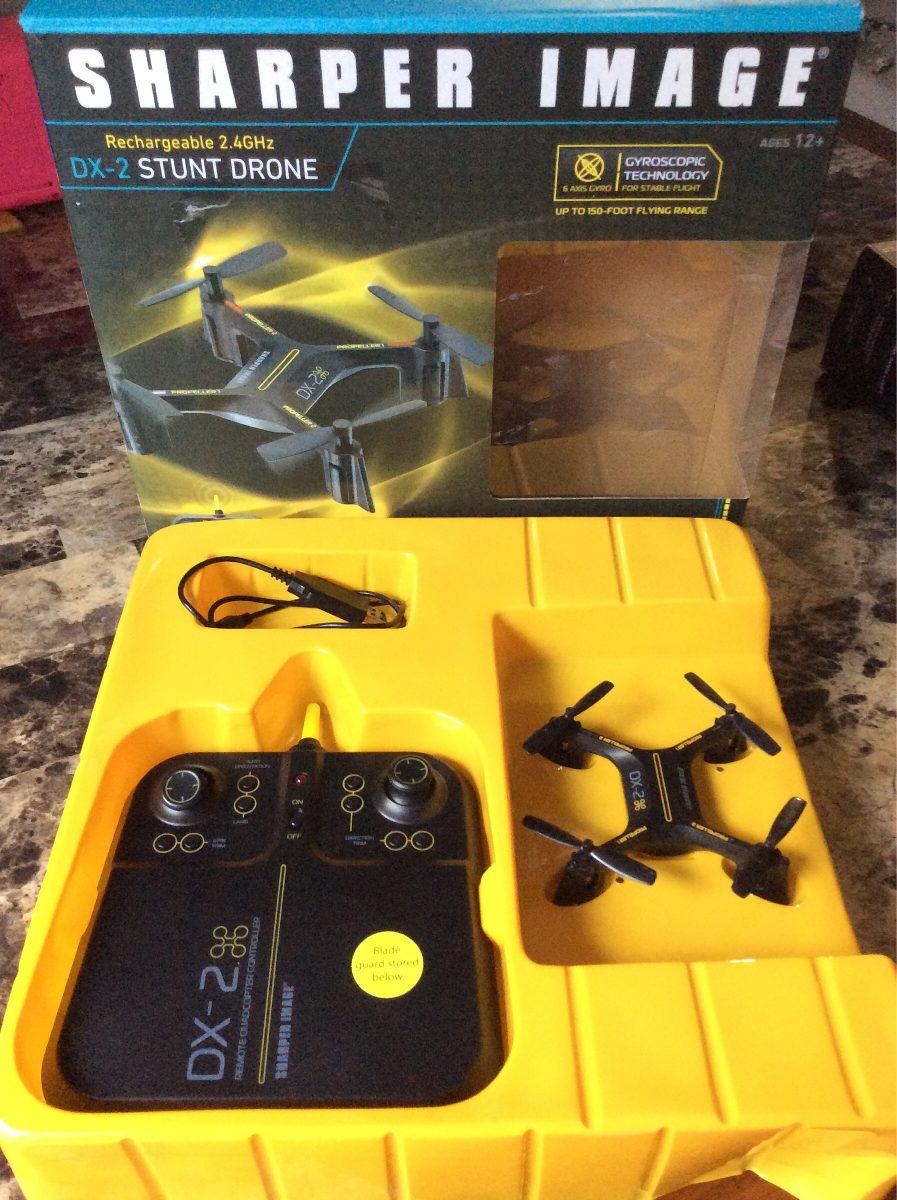 Drone Sharper Image Dx 2 70000 En Mercado Libre