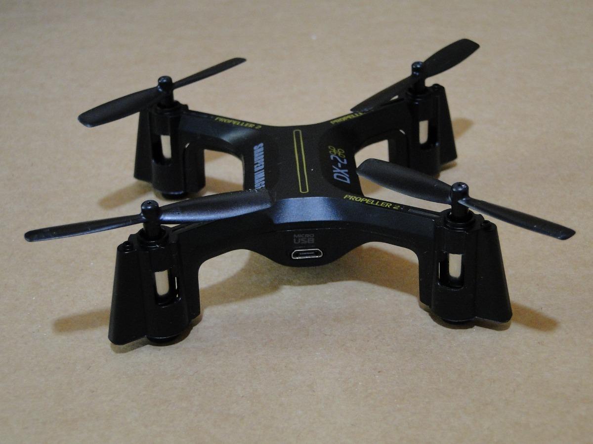 Drone Sharper Image Dx 2 Stunt Drone Reposição De Peças R 80