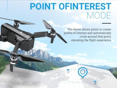 drone sjrc f11 camera wifi  gps motor brushless 25 min