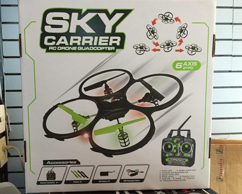 drone sky - carrier rc quadcopter-video/foto