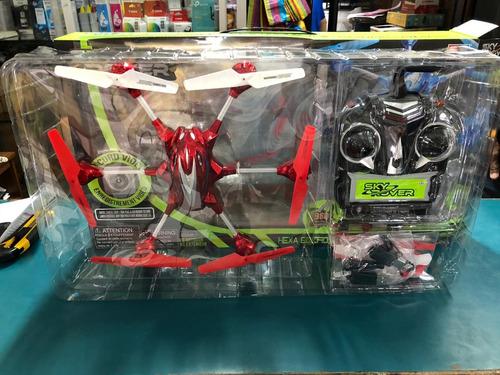 drone sky rover hexa 6,0 480p video camara