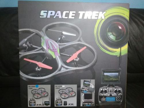 drone space trek