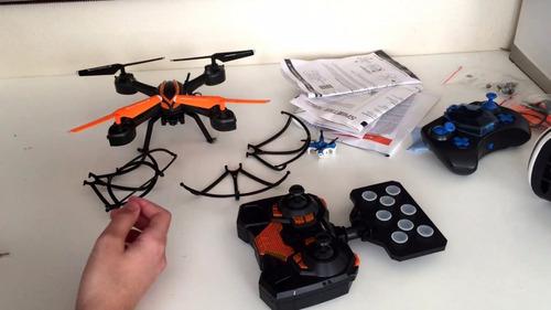 drone spartan odyssey ]con visor
