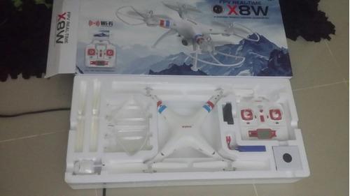 drone syma 8xw nuevo camara wifi