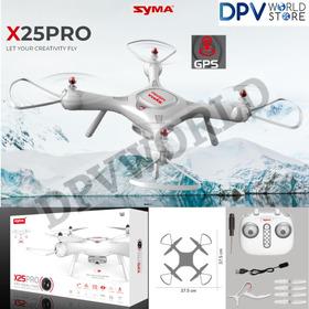 Drone Syma X25 Pro Gps Camara Hd Sigue Persona Estabilizador