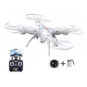 Drone Syma X5sw Cámara Wifi Fpv  + 1 Batería Extra