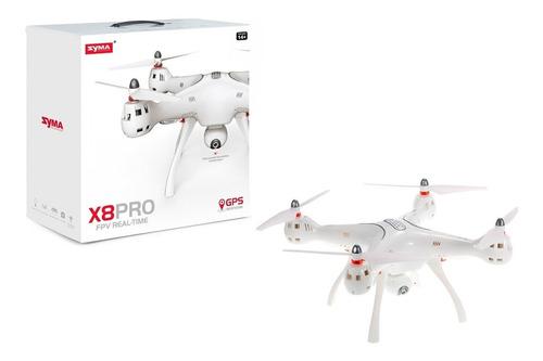 drone syma x8 pro wifi camara tiempo real gps
