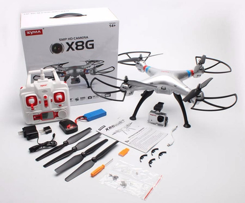 drone syma x8g nuevo en su caja