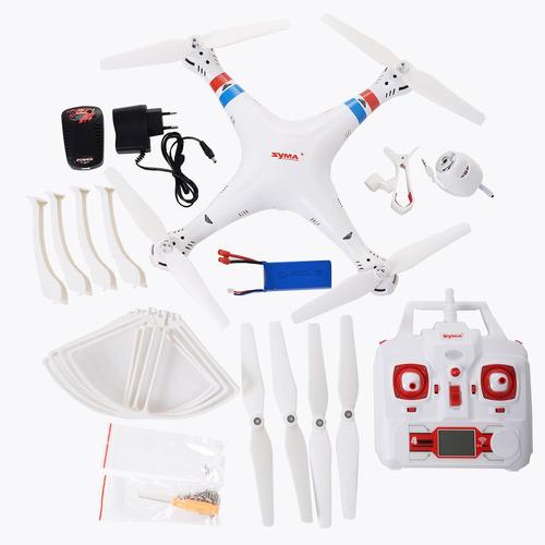 drone syma x8w con cámara wifi desde el celular --tienda--