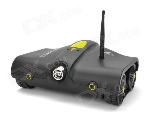 drone tanque espia para iphone/ipad camara de vis noct