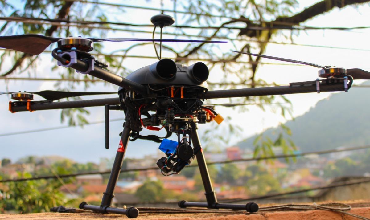 Drone Tarot 650 Ironman Fibra De Carbono Quadricóptero