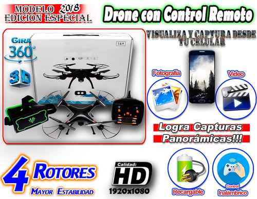 drone video audio