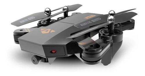 drone visuo  wifi fpv câmera de 0.3mp dobrável com sensor