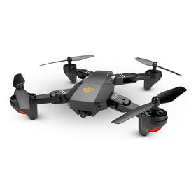 Drone Visuo Xs809hw Con Câmera Hd Black