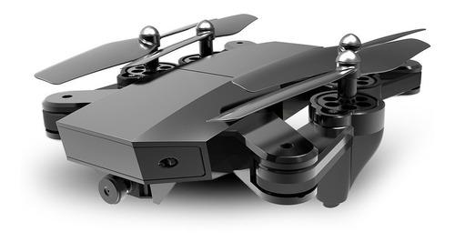 drone visuo xs809hw versão top camera 2.0 hd com 4 baterias