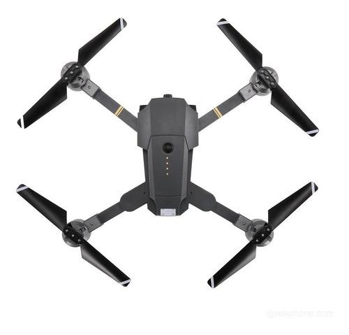 drone volador  plegable estabilizador vuelo camara integrada