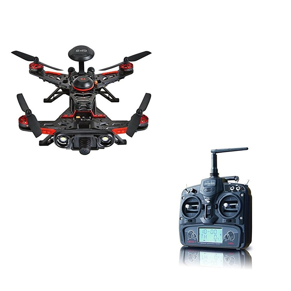 Drone Walkera Runner 250 Advance 800tvl Camera Racer Rc 809 Cargando Zoom