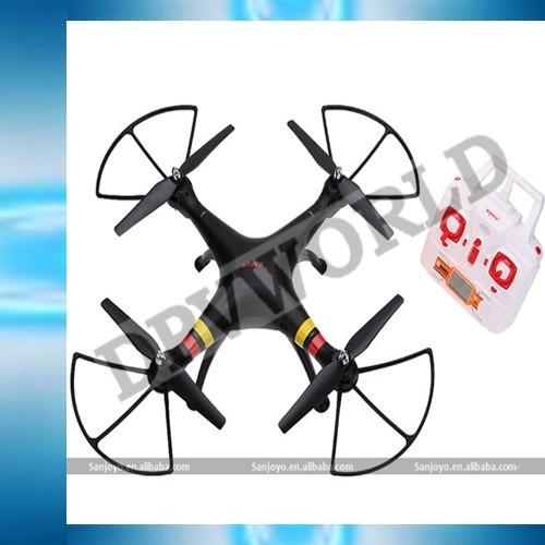 drone wifi syma x8w camara tiempo real hd 2 mp axis 360 80m