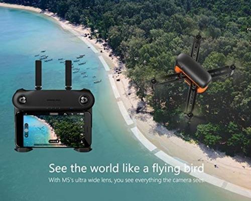 drone wingsland m5 drone