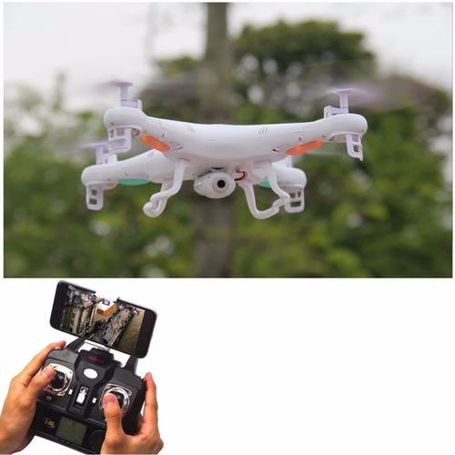 drone x5c acrobacias y camara en tiempo real desde celular