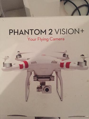 droner dji phantom 2 vision +